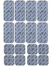 16 Electrodos axion TENS & EMS para su aparato VITALCONTROL & Beurer