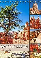 BRYCE CANYON Natur Pur (Tischkalender 2022 DIN A5 hoch): Idylle im Suedwesten der USA (Monatskalender, 14 Seiten )