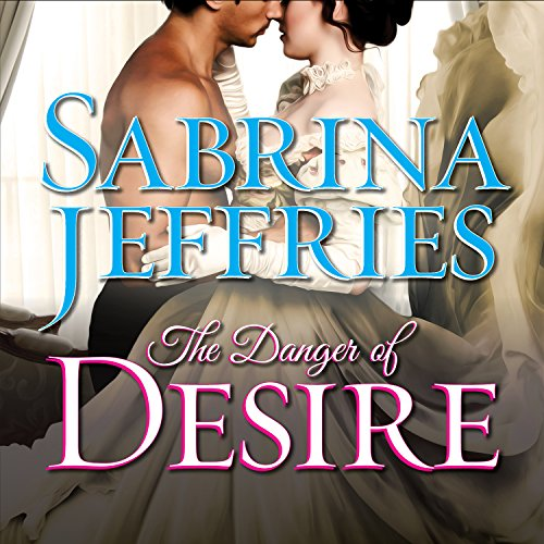 The Danger of Desire audiobook cover art
