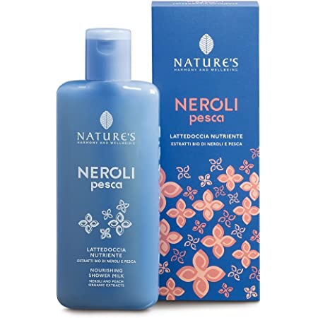 Neroli Pesca - latte doccia nutriente - 200 ml