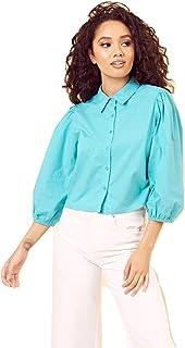 Momo&Ayat Fashions Ladies Vintage Balloon Sleeve Blouse AUS Size 6-14