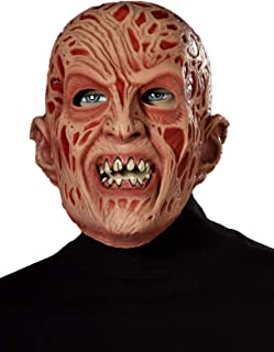 Men's Freddy Vinyl Adult Mask