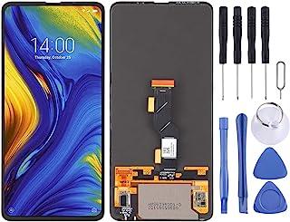 OLED-material LCD-skärm och digitizer Fullständig montering för Xiaomi MI Mix 3-mobila reparationsdelar