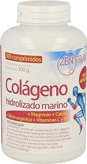 Zentrum Colágeno Hidrolizado Con Magnesio 300 Comprimidos