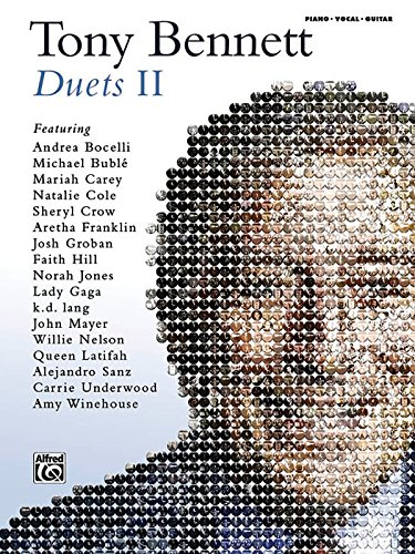Tony Bennett Duets II: Piano / Vocal / Guitar
