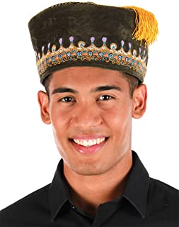 elope Harry Potter Albus Dumbledore Costume Tassel Hat