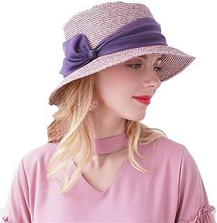 GJPSXTY Respirable y cómodo Sombrero de Paja para Verano, Sombrero de Paja, Visera, Sombrero de protección Solar.