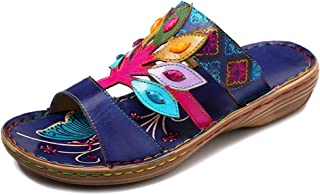 Women's Sandals, Suitable for All Occasions in Summer, Purple, Red, Blue