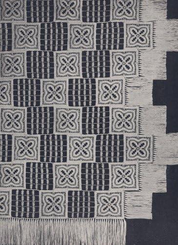 Vintage Crochet PATTERN to Ranking TOP12 make Detroit Mall - Motif Bedspread in Pat Winding