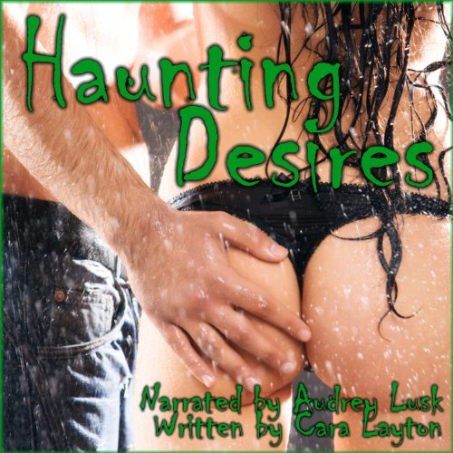 Haunting Desires audiobook cover art