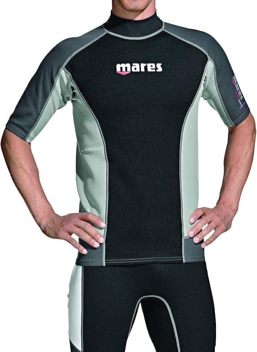 Mares Rash Guard Top Sleeve-XXXL - Large discharge sale Short Mens Cheap mail order sales