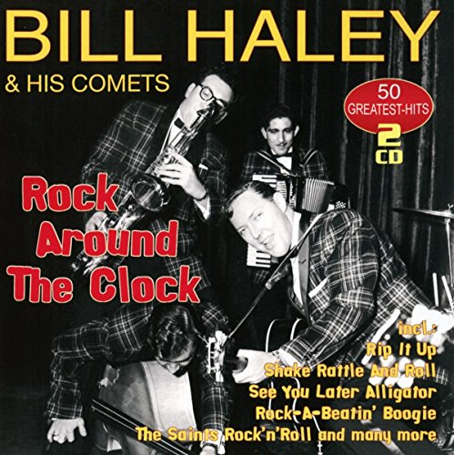Rock Around The Clock-50 Greatest Hits [Import Allemand]