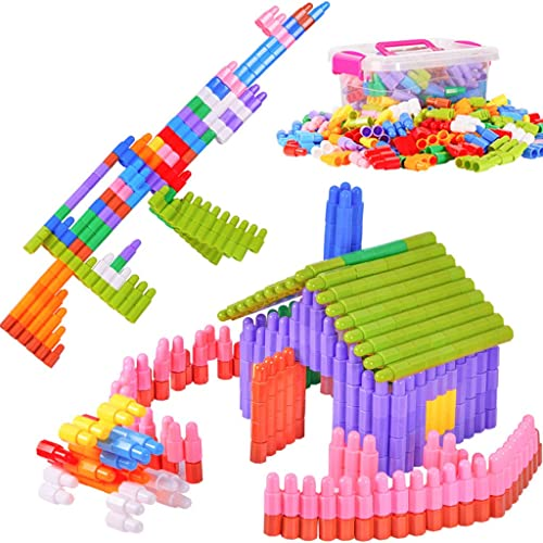 envío rápido en todo el mundo Yanxia 368pcs 368pcs 368pcs Bloques de construcción de Bala de Juguete para Niños 3 10 años de Edad Kindergarten Educación temprana Puzzle Juguetes de plástico  tienda en linea