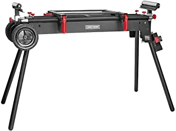 Craftsman Deluxe Miter Saw Stand