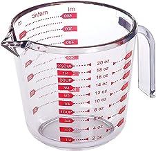 Progressive International Prepworks by Progressive Measuring 2.5 Cup Capacity, 1 Piece, Clear