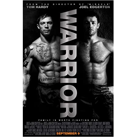 New york ne r\u00e9pond plus The ultimate warrior Original movie poster