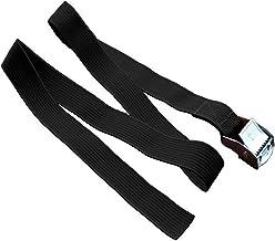 Spanningsband 5 stks 1 m gesp tie-down riem ladingsbanden voor auto motorfiets fiets met metalen gesp touw sterke ratel ri...