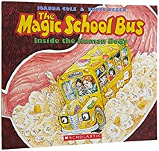 the magic school bus human body book