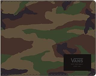 Vans Men's Coin Pouch, Multicolour (Classic Camo)