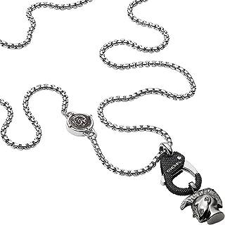 Diesel Men's Necklace with Strap DX1148040