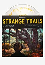 Strange Trails - Exclusive Limited Edition Clear With Gold Splatter Colored 2x Vinyl LP