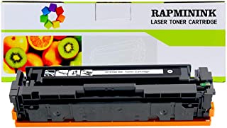 RapmininK Compatible Replacement for 410A CF410A Toner Cartridge for use with Color Laserjet Pro MFP M477fdw M477fdn M477fnw; Color Laserjet Pro M452dn M452nw M452dw Series Printer