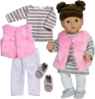 Sophia's 4 Pc. Doll Clothes of 15
