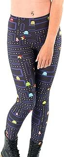 COCOLEGGINGS Womens 3D Digital Print Stretch Summer Ankle Length Leggings
