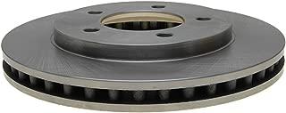 ACDelco 18A817A Advantage Non-Coated Front Disc Brake Rotor