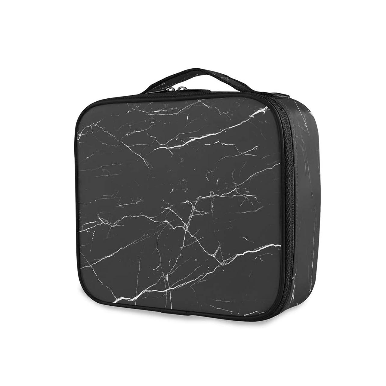 再生的準備するジェームズダイソンメイクボックス 黒い きれい 大容量 収納 仕切り付き 収納ケース 機能性 小物入れ 旅行 通勤 化粧道具 高品質 メイク収納 整理 持ち運び