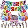 XSMCSM BTS 誕生日飾り防弾少年団 誕生日用風船 HAPPY BIRTHDAYバナー ケーキトッパー ケーキ 可愛い 装飾 子供とファンのための誕生日パーティー