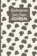 Kindergarten Story Paper Journal: Kids Drawing and Creative Writing Blank Line Notebook for School Children in The Classroom or at Home - Personal ... (Kids Handwriting and Drawing Notebook)