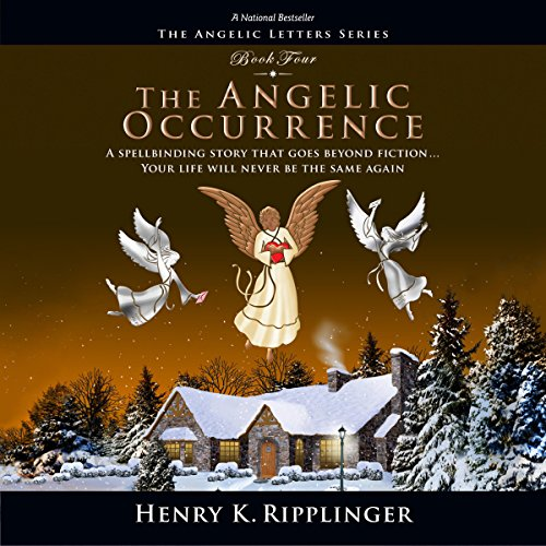 The Angelic Occurrence audiobook cover art