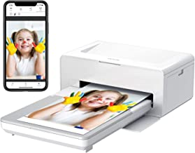 $119 » Victure Portable Photo Printer, Instant Photo Printer to Print (4 x 6) inch Photos from Your Phone Conveniently, Come with 40 pieces of photo paper , Compatible with iOS & Android Devices