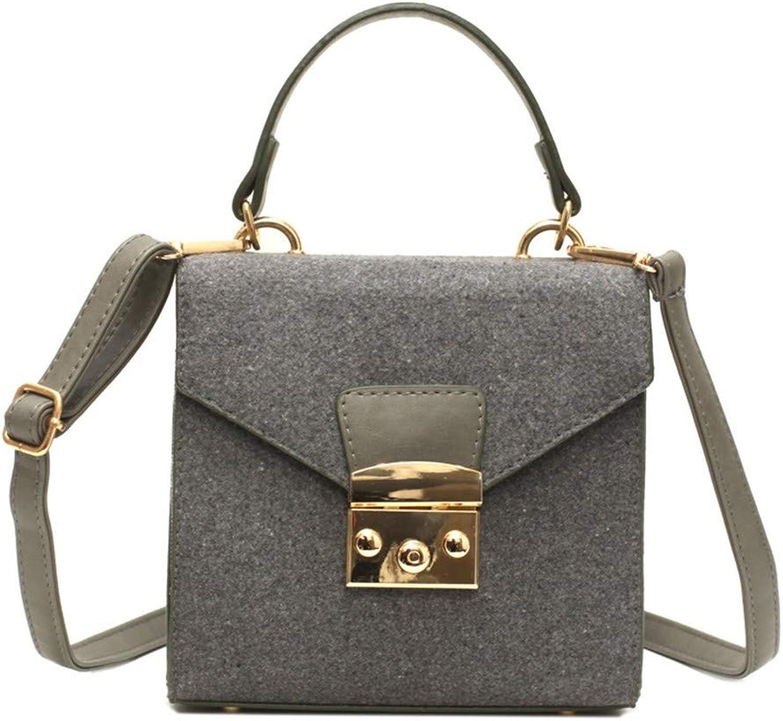 MQQX MQQXhandtaschen, einheitlichen schultertaschen, handtaschen, retro - schrägen schultertaschen B07MXTRRM3  Online-Shop
