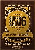 SUPER JUNIOR WORLD TOUR SUPER SHOW6 in JAPAN(初回生産限定盤)[AVBK-79251/3][DVD]