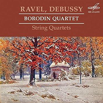 Borodin Quartet Performs String Quartets