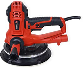 IBELL Dry Wall Sander DS80-90, 180MM, 800W, 1200-2300rpm with Vacuum and LED Light