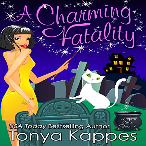 A Charming Fatality audiobook cover art