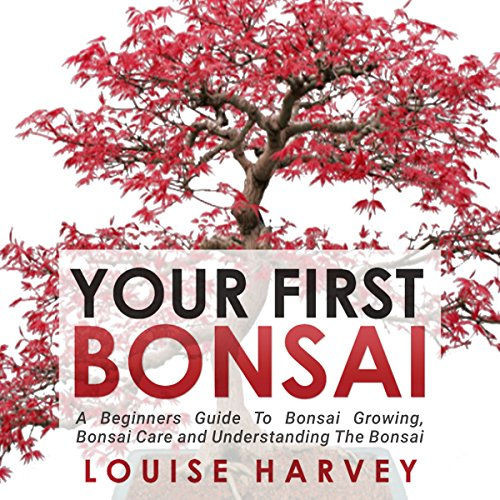 Your First Bonsai audiobook cover art