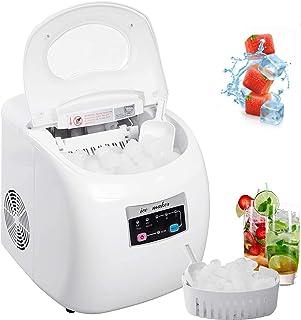 DJYD Ice Maker 120W Machine à glaçons Machine à glaçons 2.8l Convient for Bar Restaurant Accueil FDWFN