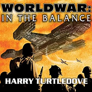 Worldwar: In the Balance cover art