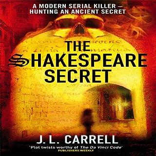 The Shakespeare Secret cover art