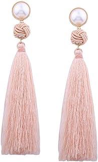 5837eedfa7df Amazon.es: borla rosa: Joyería