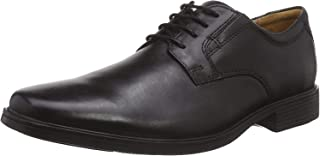 Clarks Men's Tilden Plain Derby