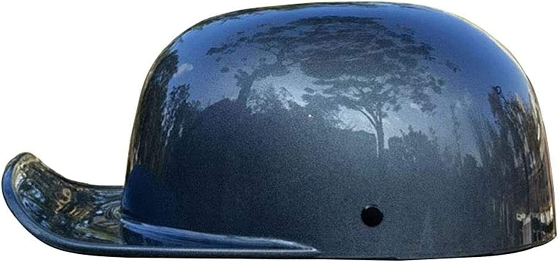 Shipping included YOUZHILAN Retro Half Helmet Motorbike Scoop Helmets Helm Scooter New mail order