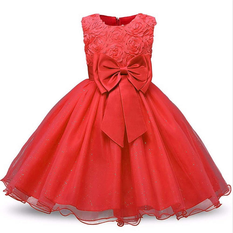 子供服女の子ドレス糸フラワーガールプリンセスドレスピアノデモンストレーションパーティーコンサートオープニングセレモニーホスト結婚式マッチ誕生日大人のドレス