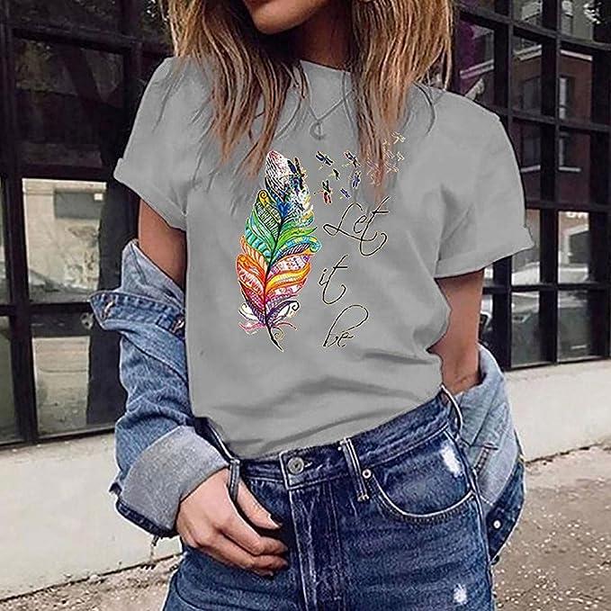 The Future is Female - Camiseta de manga corta para mujer