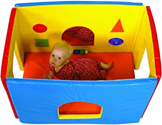 Children's Factory Sensory Play House, Multicolor, Model Number: 1779-CF322-229