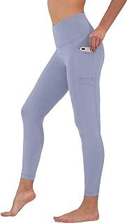 High Waist Ultra Soft Ankle Length Leggings with Pockets